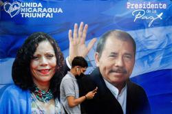 Blinken accuses Nicaragua's Ortega of preparing 'sham election'