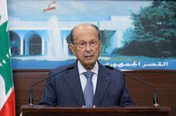 Lebanese president sends electoral law amendments back to parliament
