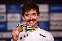 Cycling-Lambie wins men's pursuit gold as Ganna fails to make final