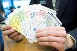 Sharp slowdown in eurozone