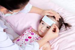 When a child fever becomes critical