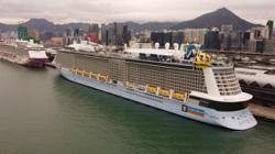 Coronavirus: last-minute cancellation of Hong Kong 'cruise to nowhere' after crew member's positive result affects 1,200 passengers