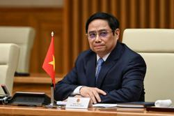 Vietnam PM says exports likely to rise by 10.7% in 2021 and promises economy will rebound from Covid-19 hit