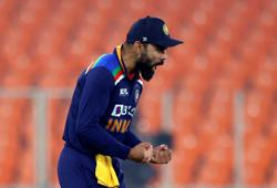 Cricket-Kohli says India need to bring their A game against talented Pakistan