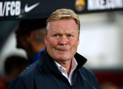 Soccer-Koeman says Barca need to make fans proud in Clasico against Real