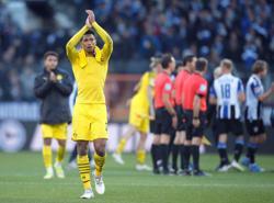 Soccer-Dortmund ease past Bielefeld 3-1 despite Haaland absence