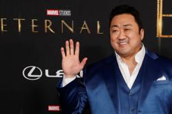 Actor Ma Dong-seok didn't have to audition to get his role in 'Eternals'