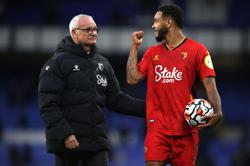 Soccer-King reigns supreme as Ranieri's Watford beat Everton 5-2