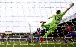 Soccer-Spectacular Wilson strike rescues point for Newcastle at Palace