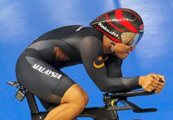 Setback in France a lesson for Fadhil to improve for Commonwealth Games