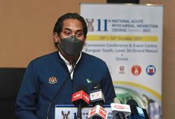 Just mask up, KJ tells colleagues