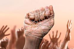 Fake news legislation criminalises activists
