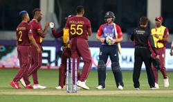 Cricket-England signal title ambition after bowlers rout Windies