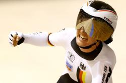 Cycling-Brennauer wins individual pursuit as Italians have bikes stolen at track worlds