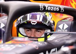 Motor racing-Perez tops final practice for the U.S. Grand Prix