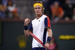 Tennis-Russian Rublev seals fifth ATP Finals singles spot