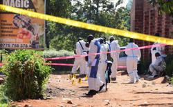 Deadly blast in Ugandan capital 'seems to be a terrorist act' - president