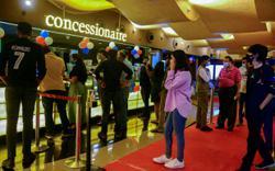 Cinemas re-open in Bollywood's hometown Mumbai