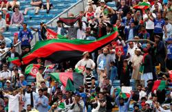 Cricket-Afghanistan hope World Cup success can bring joy back home