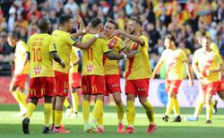 Soccer-Said double as Lens consolidate second spot in Ligue 1
