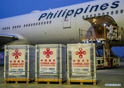 Philippines receives new batch China's Sinovac Covid-19 vaccines; more than 25 million Filipinos now vaccinated