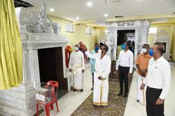 Boost for temple facelift