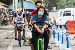 Bicycles help keep people mobile