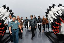 Indonesia needs more than a military strategy for the Natunas