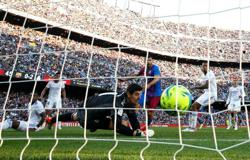 Soccer-Alaba strike on Clasico debut gives Real Madrid 2-1 win at Barcelona