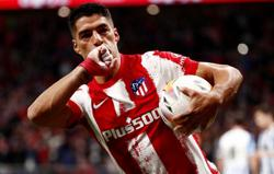 Soccer-Suarez rescues point for Atletico against LaLiga leaders Real Sociedad