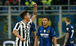 Soccer-Dybala rescues point for Juve at Inter with late penalty