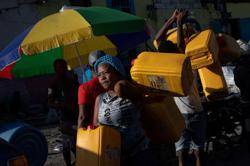 UNICEF warns Haiti fuel shortages put hospitalised women and children at risk