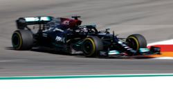 Motor racing-Hamilton expects tough races ahead as Verstappen pulls away
