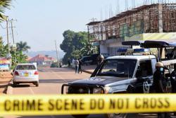 IS claims responsibility for bomb attack in Uganda