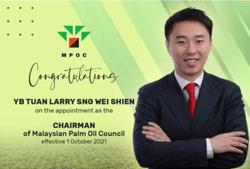 Former Sarawak PKR chief now Malaysian Palm Oil Council chairman