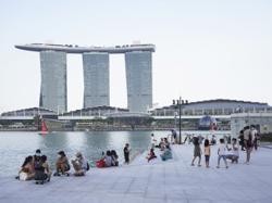 Singapore deploys its fake news law against anti-vaxxer group
