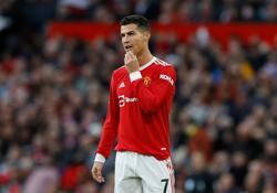 Soccer-United fans deserve better, says Ronaldo, after drubbing by Liverpool