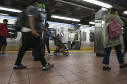 DA: Not true that witnesses filmed rape on US train instead of calling police