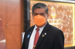 Mat Sabu asks why physical campaigning is disallowed for Melaka polls when the malls are full and weddings can go on