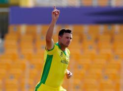 Cricket-Australia's Hazlewood strikes T20 form with red ball mindset