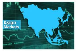 Asian shares firm, dollar weak as traders eye earnings