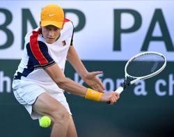 Tennis-Sinner boosts ATP Finals chance with Antwerp title