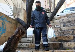 Like slaves: Lebanons delivery riders struggle as crisis bites