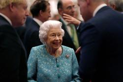 Queen Elizabeth hoping to attend COP26 after missing church - The Sun
