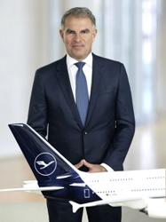 Lufthansa CEO sees business travel recovering faster than thought