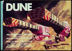 Rare 1970s 'Dune' storyboard heads to the auction next month