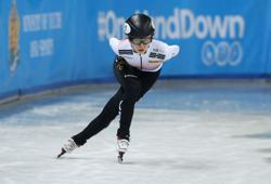 Olympics-Pyeongchang short track gold medallist Choi injured: Yonhap