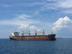 Foreign vessel with 22 crewmen detained for encroachment off Johor waters