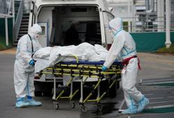 Russia's COVID-19 cases hit record as some regions impose curbs
