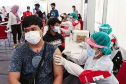 Indonesia told to stay alert as the UK sees soaring Covid-19 infections